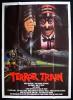 Manifesto Terror Train Greenberg Sandy Howard Drake Spottiswood Bochner M100