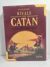 Rivals for Catan Mayfair 3131 Card Game Klaus Teuber 2015