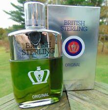 British Sterling Original Aftershave Splash 3.8 oz by DANA FOR MEN NIB NEW