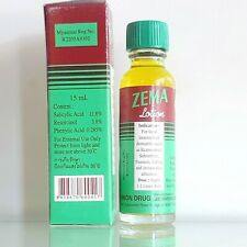 Zema Lotion - Salicylic Acid Dermatitis Psoriasis Eczema Treatment 15ml. Best
