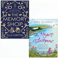 d19474195db23 Ella Griffin Collection Memory shop Heart Whisperer 2 Books Set BRAND NEW