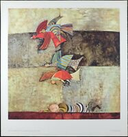 Graciela Rodo Boulanger, 1977 France Vintage Print, Le Reve(The Dream), GB 7710
