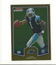 2011 Bowman Chrome Rookie Preview Insert #BCR3 Cam Newton Panthers