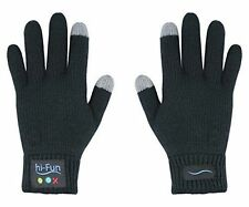 HI FUN  BLUETOOTH TALKING GLOVE BLACK M/L COMPATIBLE WITH IPHONE
