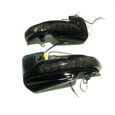 Rear-view Mirror Light Streamer Turn Signals DRL Ground Lamp for Toyota Fortuner