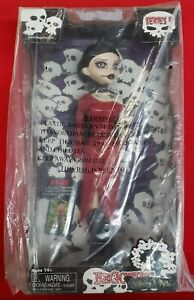"""Bleeding Edge Inc - BeGoths - Infinity A. Byss -  12"""" Goth - Red Dress Exclusive"""