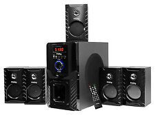Home Theater Speakers Subwoofer TV Wireless Computer Bluetooth Surround Sound