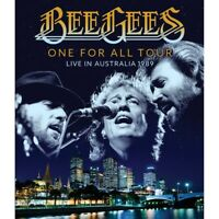 BEE GEES - ONE FOR ALL TOUR : NTSC All Region DVD - LIVE IN AUSTRALIA 1989 *NEW*