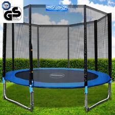 Monzana® Trampolin Gartentrampolin Kindertrampolin Outdoor Komplettset  Ø 305cm