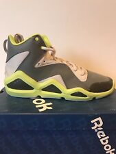 Reebok Kamikaze III Mid  grey/green Swizz Beatz