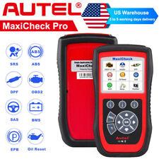 AUTEL MaxiCheck Pro ABS Airbag BMS SAS EPB Oil Reset Scanner Car Diagnostic Tool