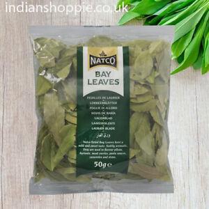 Bay Leaves (तेज पत्ता) Tez Patta Tej Patta - 50g - Top Qulity