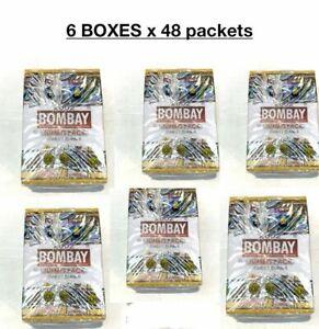 6 x Jumbo Boxes 2002 Bombay Sweet Supari (Betel) mix 288 sachets Mouth Freshener