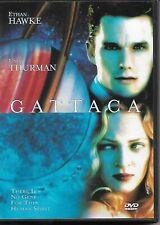 Gattaca (Dvd, 1998, Widescreen) Stars Uma Thurman & Ethan Hawke! ShipsFree!