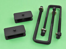 "88-99 K2500 K3500 4WD 8-Lug Single / Dually Cast Iron Rear 1.5"" Lift Kit"
