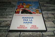 DVD - MARQUE PAR LA HAINE / PAUL NEWMAN PIER ANGELI  / DVD TRE RARE
