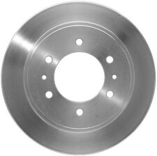 Disc Brake Rotor-Premium Brake Rotor Rear Bendix PRT5609