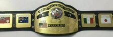 Replica NWA World Heavyweight Championship Wrestling Belt Adult Size Hand Made