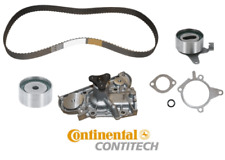 Engine Timing Belt Kit & Water Pump Continental for FORD MAZDA MERCURY 1.6L 1.8L