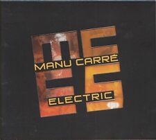 MANU CARRE    CD   ELECTRIC 5 AUTOPRODUIT