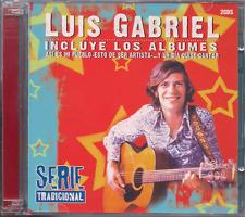 Balada 80s 70s MEGA RARE Para ti Colombia CD Luis Gabriel 32 HITS asi es pueblo