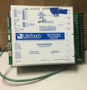 Lite Touch 08-2210-01 High Power Relay