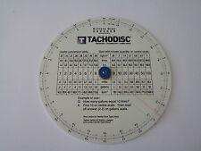 Tachodisc Driver analogico Tachigrafo Strumento di controllo del disco (dca5) Camion, CARRO, Autocarro Arenato, PSV