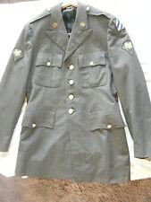 Vintage U.S. Millitary ARTILLERY Uniform Jacket  40XL