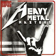 Heavy Metal Masters [Remaster] by Various (CD, DualDisc Oct-2006) NEW