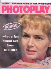 PHOTOPLAY  April 1959 (4/59) - Complete Issue