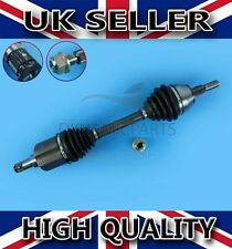 FOR FORD FOCUS MK3 C-MAX MK2 DRIVE SHAFT AXLE LEFT N/S 6 SPEED MANUAL 1828482