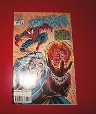 AMAZING SPIDER-MAN #402 THE BATTLE FOR AUNT MAY'S SOUL - CROSSFIRE PART 1 1995