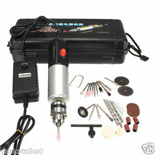 220V 72W Electric Power Hand Drill Adjustable Polish Cutting Variable Speed