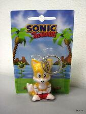Sonic The Hedgehog TAILS Antistress Portachiavi Keyring Keychain Gaya Nuovo
