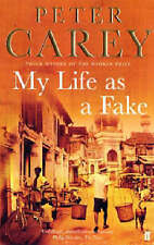 My Life as a Fake by Peter Carey New Paperback Book