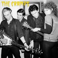 THE CRAMPS - Live At Keystone, Palo Alto California, February 1st, 1979 Vinyl Lp