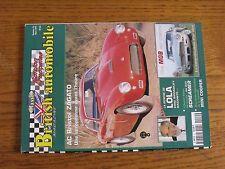 $$$ Revue British Automobile Magazine N°10 AC Bristol ZagatoMGBLolaAustin