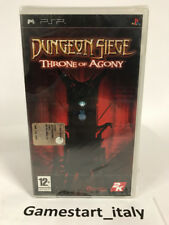 DUNGEON SIEGE THRONE OF AGONY - SONY PSP - NUOVO SIGILLATO - NEW SEALED PAL