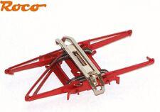 ROCO H0 85242 scherenstromabnhemer/PANTOGRAFO ROSSO - NUOVO + conf. orig.