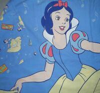 Schneewittchen 7 Zwerge Bettwäsche Walt Disney Bedding Duvet Fabric Snow White
