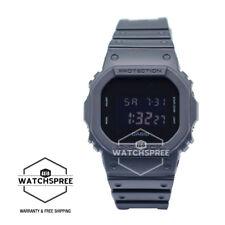 Casio G-Shock Basic Black Men's Watch DW5600BB-1D AU FAST & FREE
