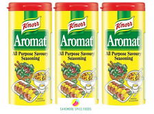 AROMAT - ALL PURPOSE SAVOURY SEASONING - KNORR - 6x90g