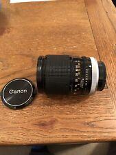 Canon 135mm F2.5 FD