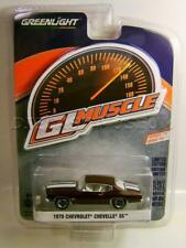 1970 '70 CHEVROLET CHEVY CHEVELLE SS GL MUSCLE SERIES 19 GREENLIGHT DIECAST 2017