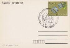 Poland postmark SOSNOWIEC - stock exchange of minerals