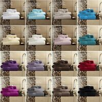 Egyptian Cotton Luxury Miami Towel 700 GSM Hand Bath Towels&Bath Sheets Bale Set