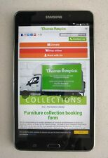 "Samsung Galaxy Tab 4 SM-T230 8Gb 7"" Black WiFi | Thames Hospice"