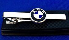 BMW Tie Clip Auto Logo Gift Idea