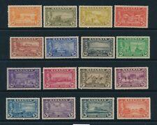 Bahamas 1948 SG 178-93 MNH cat. £75