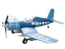 RC Flugzeug Motorflugzeug F4U blue PNP 4 Kanal SW 75 cm NEU